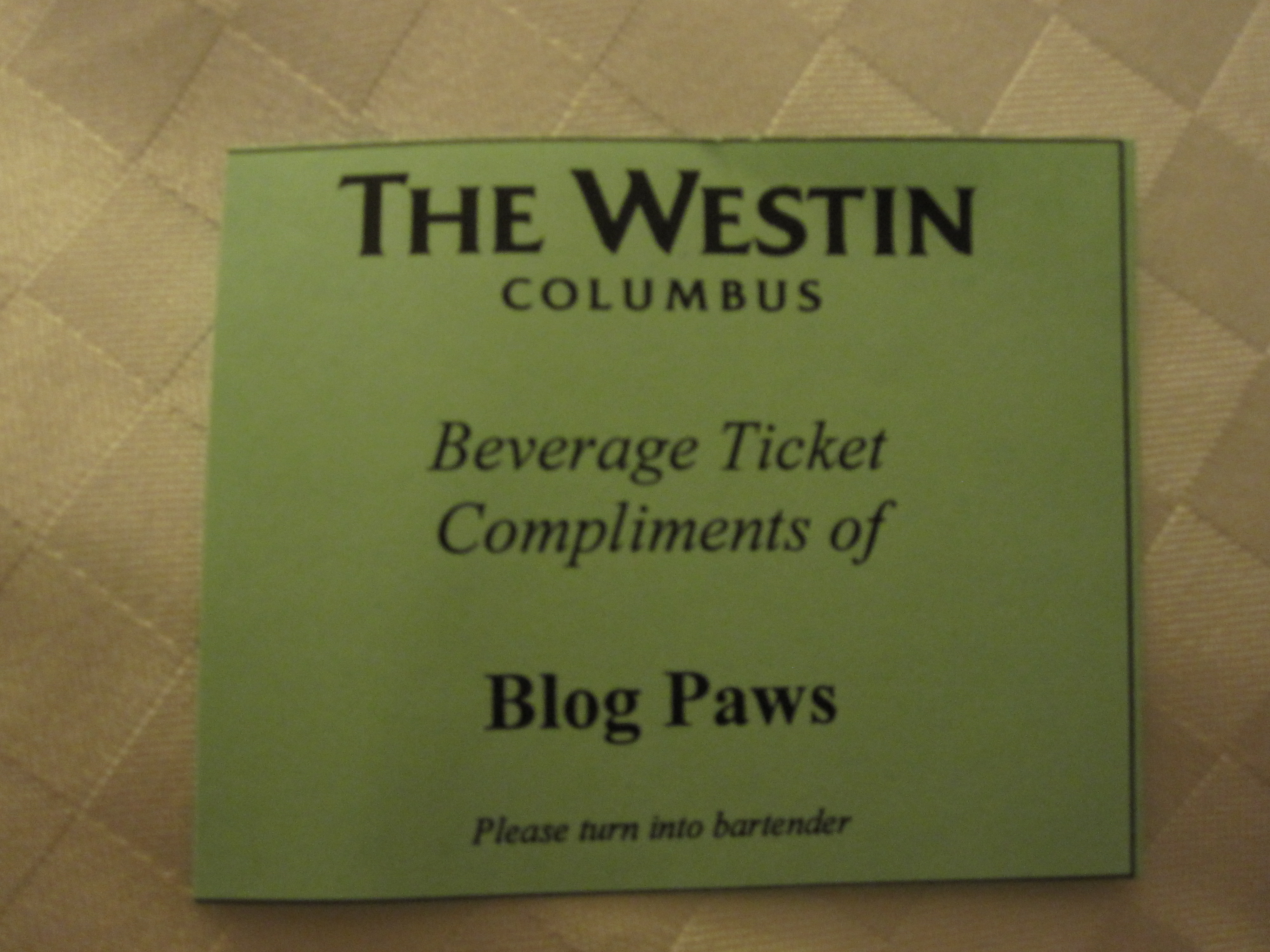 The Westin Columbus Ohio